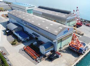 Tadotsu Factory overview