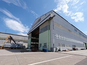 Tadotsu Second Factory
