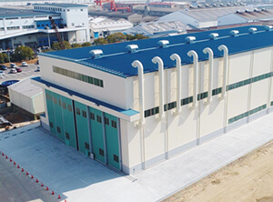 Tadotsu Third Factory