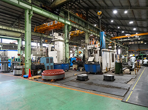 Head office factory