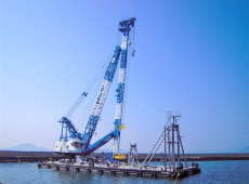 Multi-Purpose Piling Crane