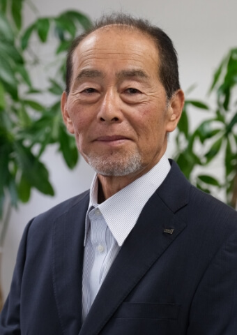 SKK Corporation CEO Seigo Ushimado