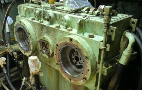 Hydraulic Pump Driving Device