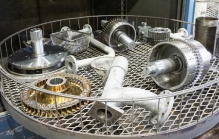 Overhaul (Engine and Torque converter)