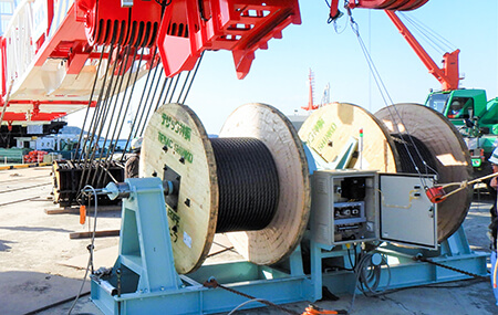 Reel Winches