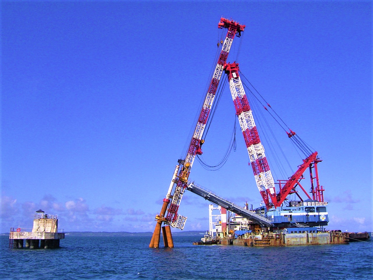 DT-K Series / Multi-Purpose Crane (Pile-Driver)