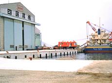 多度津工場(1975年)