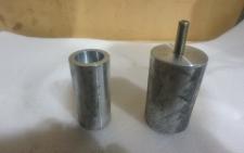 トルコンオイルクーラーの亜鉛棒